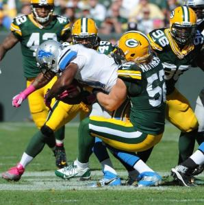 Clay Matthews gets it done for the Packers defense