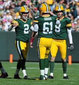 Mason Crosby's reemergence could be key to the Packers season come December
