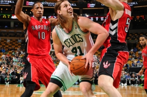 Rookie of the Year Candidate Kelly Olynyk