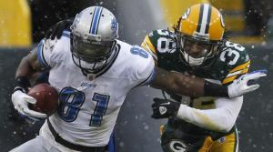 Calvin Johnson should put up big numbers