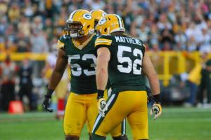 Clay Matthews and Nick Perry are on their way back this week!
