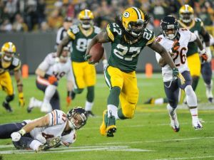 Time for Eddie Lacy to get back to his 100 yard ways